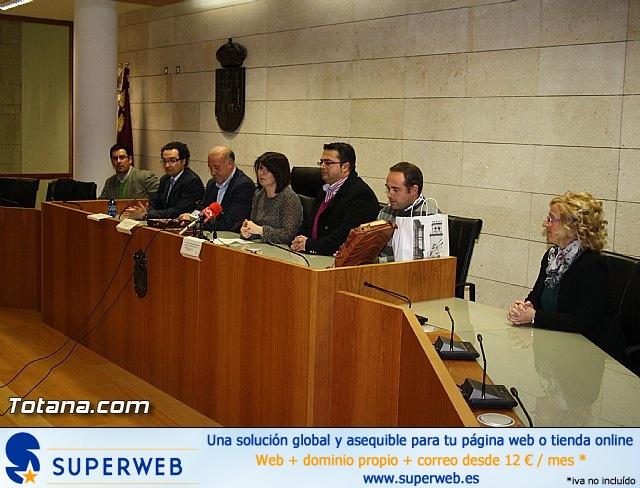 Vicente del Bosque apoya a las Enfermedades Raras en Totana - 6