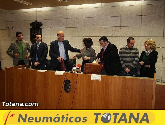 Vicente del Bosque apoya a las Enfermedades Raras en Totana - 11