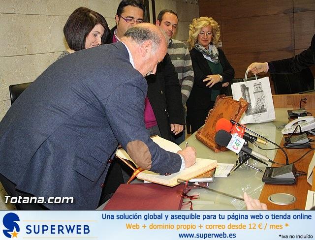 Vicente del Bosque apoya a las Enfermedades Raras en Totana - 12