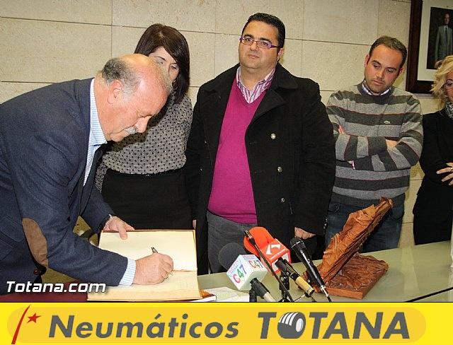 Vicente del Bosque apoya a las Enfermedades Raras en Totana - 15