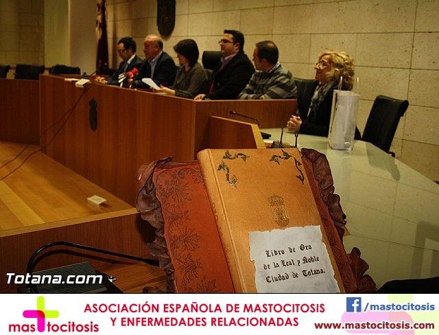 Vicente del Bosque apoya a las Enfermedades Raras en Totana - 16