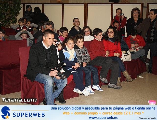Vicente del Bosque apoya a las Enfermedades Raras en Totana - 24