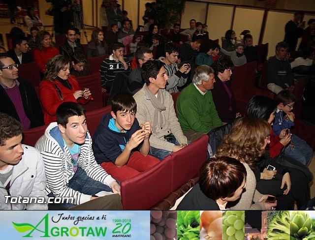 Vicente del Bosque apoya a las Enfermedades Raras en Totana - 26