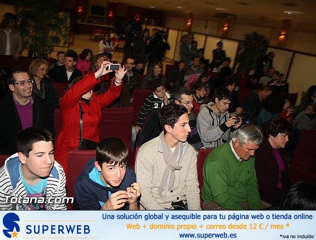 Vicente del Bosque apoya a las Enfermedades Raras en Totana - 27