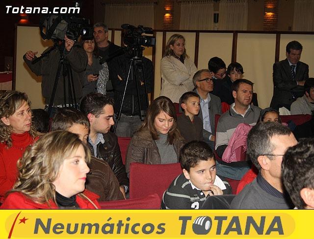 Vicente del Bosque apoya a las Enfermedades Raras en Totana - 32