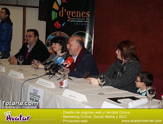 Vicente del Bosque apoya a las Enfermedades Raras en Totana - 34