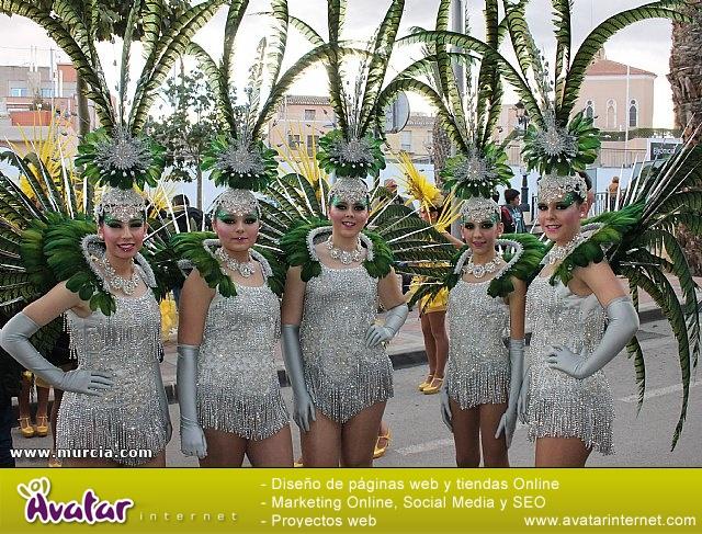 Primer desfile con comparsas de la Región de Murcia en Totana (Reportaje II) - 10