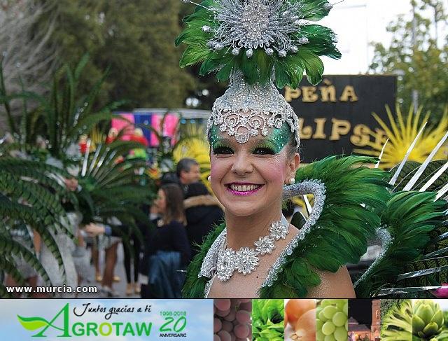 Primer desfile con comparsas de la Región de Murcia en Totana (Reportaje II) - 11