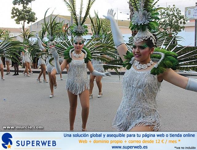 Primer desfile con comparsas de la Región de Murcia en Totana (Reportaje II) - 18