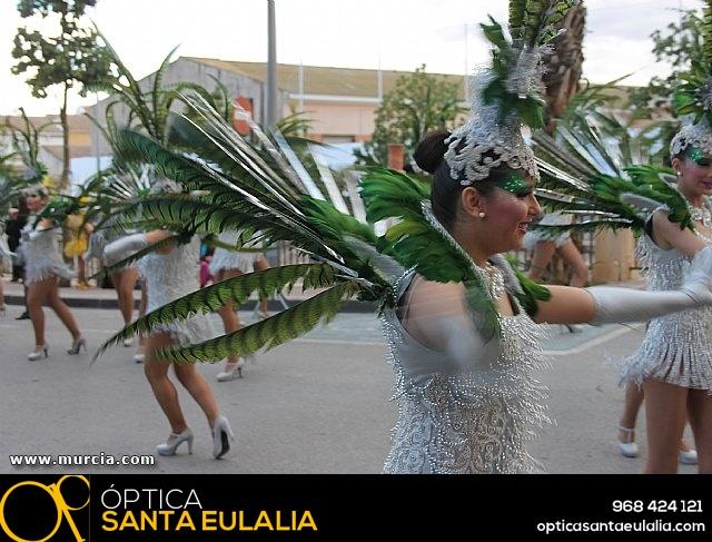 Primer desfile con comparsas de la Región de Murcia en Totana (Reportaje II) - 19