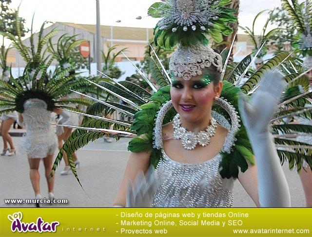 Primer desfile con comparsas de la Región de Murcia en Totana (Reportaje II) - 20