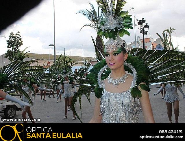 Primer desfile con comparsas de la Región de Murcia en Totana (Reportaje II) - 22