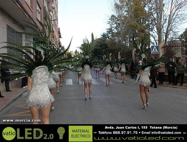 Primer desfile con comparsas de la Región de Murcia en Totana (Reportaje II) - 30