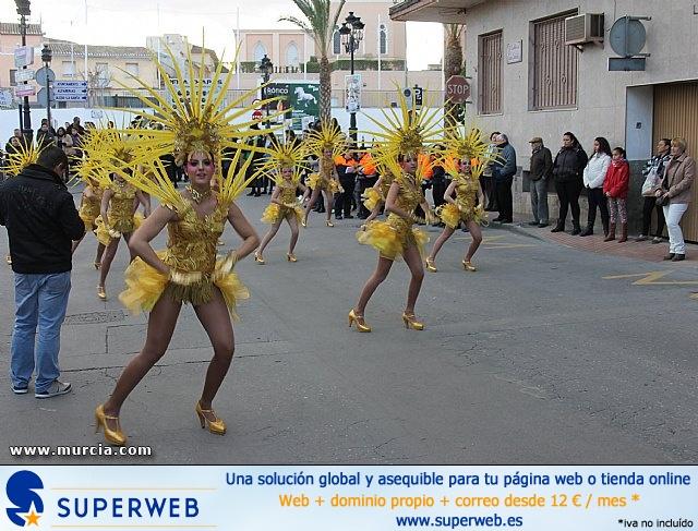 Primer desfile con comparsas de la Región de Murcia en Totana (Reportaje II) - 35