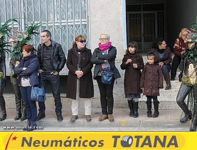 Primer desfile con comparsas de la Región de Murcia en Totana (Reportaje II) - 36