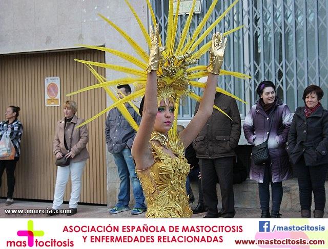 Primer desfile con comparsas de la Región de Murcia en Totana (Reportaje II) - 37
