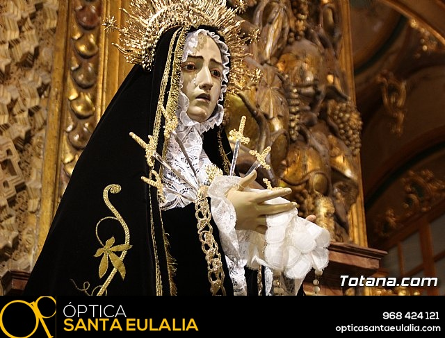 """Canto de """"Los siete dolores de María"""" - Coral Musicatesem - Viernes de Dolores 2017 - 8"""