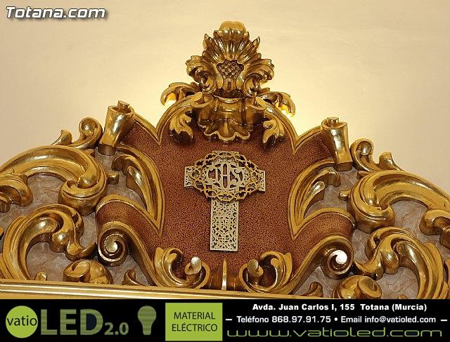 Bendición del nuevo trono de la Hdad. de la Dolorosa - 34