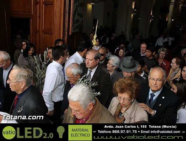 Domingo de Ramos (Iglesia Santiago). Semana Santa 2013 - 24