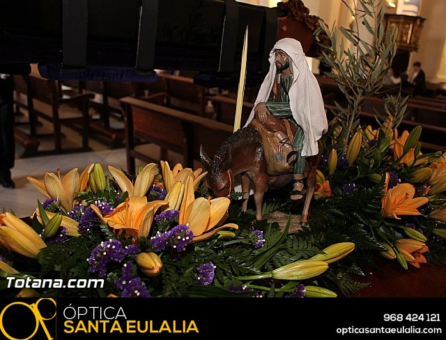Domingo de Ramos (Iglesia Santiago). Semana Santa 2013 - 27