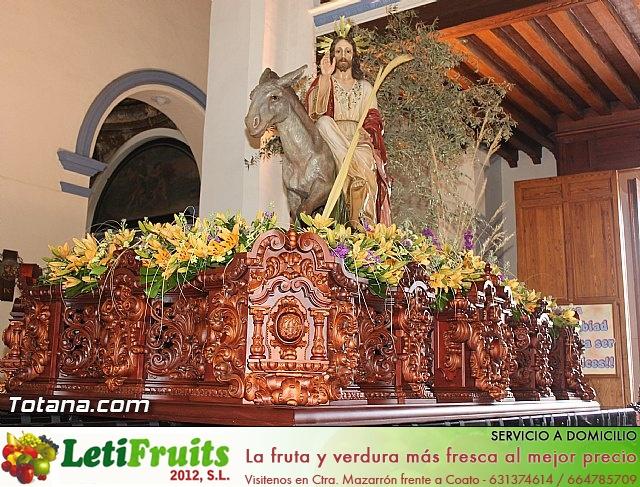 Domingo de Ramos (Iglesia Santiago). Semana Santa 2013 - 29