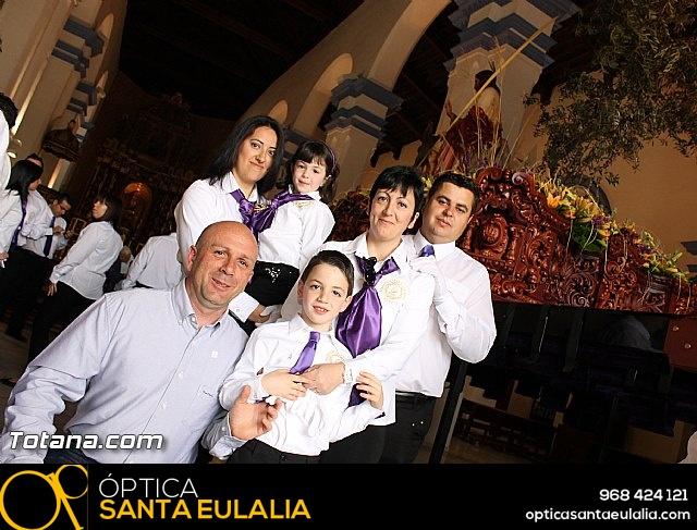 Domingo de Ramos (Iglesia Santiago). Semana Santa 2013 - 39