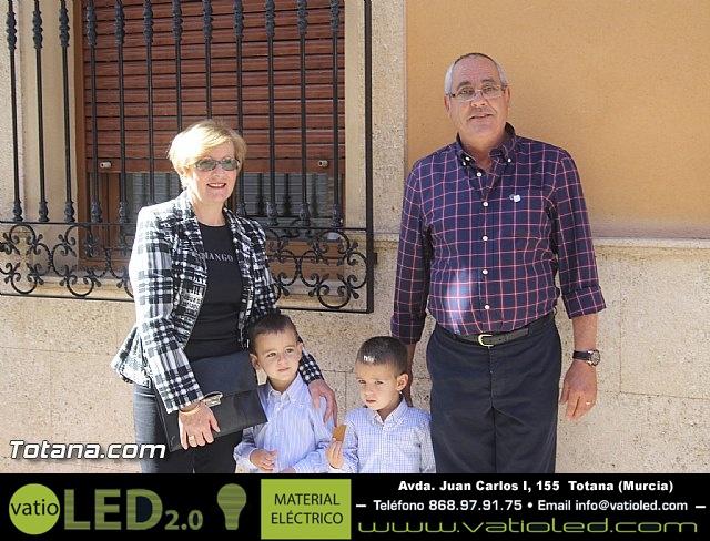 Fotografias Procesión Domingo de Ramos 2014 - Ermita de San Roque - Convento - 1