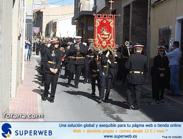 Fotografias Procesión Domingo de Ramos 2014 - Ermita de San Roque - Convento - 4