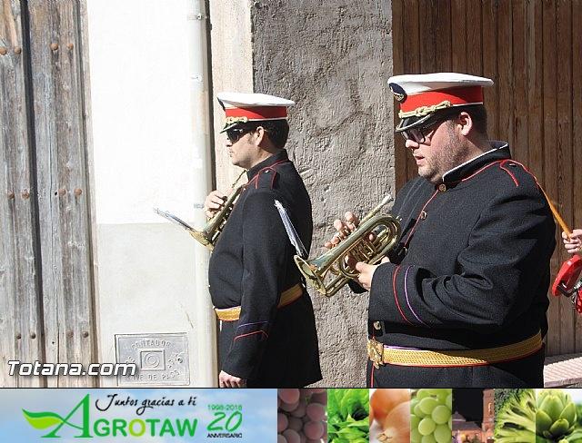 Fotografias Procesión Domingo de Ramos 2014 - Ermita de San Roque - Convento - 15