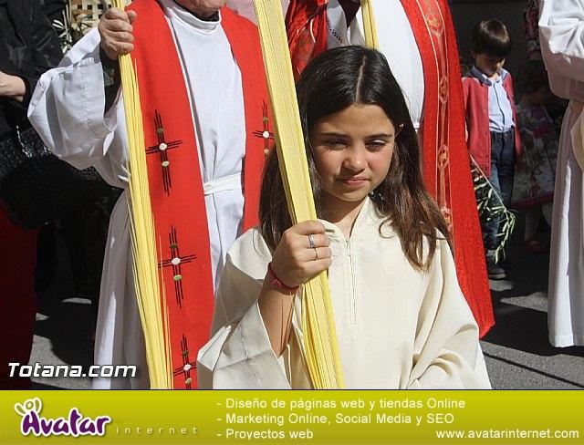 Fotografias Procesión Domingo de Ramos 2014 - Ermita de San Roque - Convento - 32
