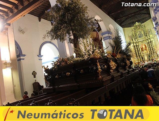 Procesión Domingo de Ramos 2014 - Parroquia Santiago - 6
