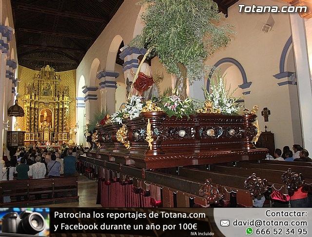 Procesión Domingo de Ramos 2014 - Parroquia Santiago - 7