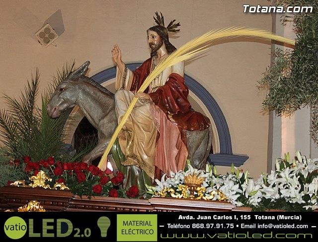 Procesión Domingo de Ramos 2014 - Parroquia Santiago - 8