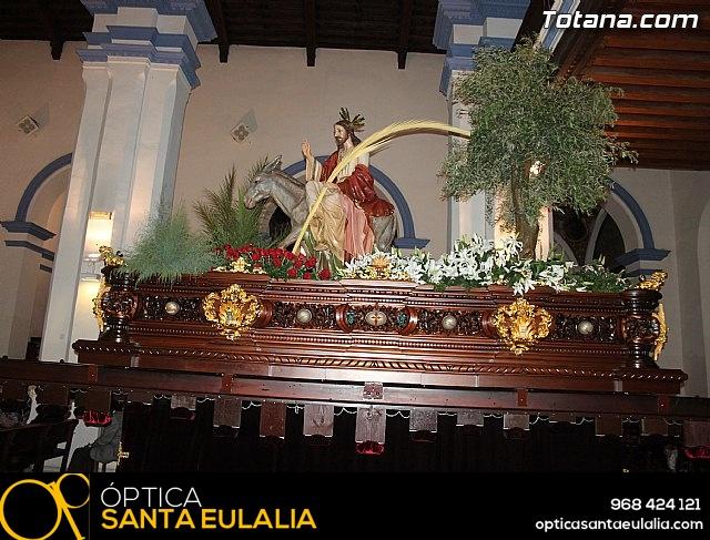 Procesión Domingo de Ramos 2014 - Parroquia Santiago - 9