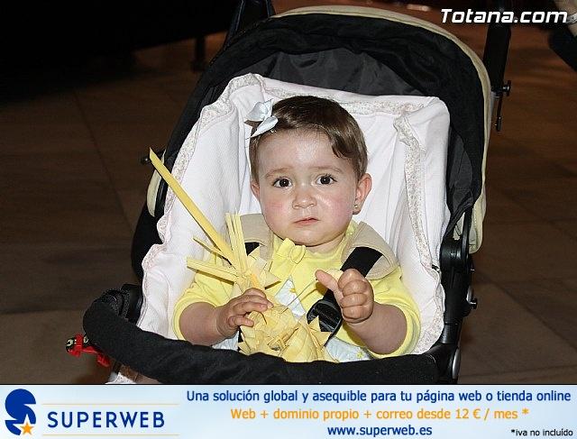 Procesión Domingo de Ramos 2014 - Parroquia Santiago - 11