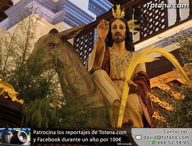Procesión Domingo de Ramos 2014 - Parroquia Santiago - 12