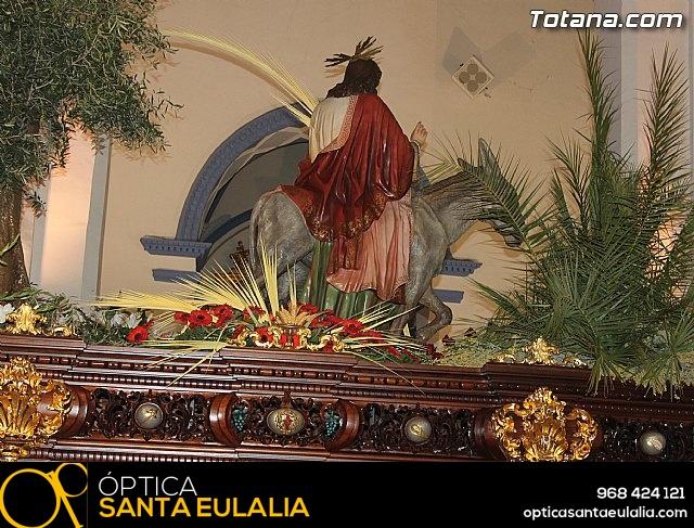 Procesión Domingo de Ramos 2014 - Parroquia Santiago - 14
