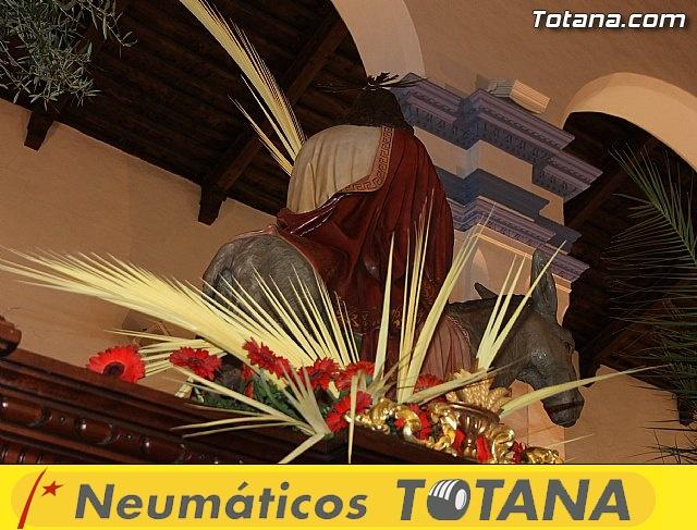 Procesión Domingo de Ramos 2014 - Parroquia Santiago - 17