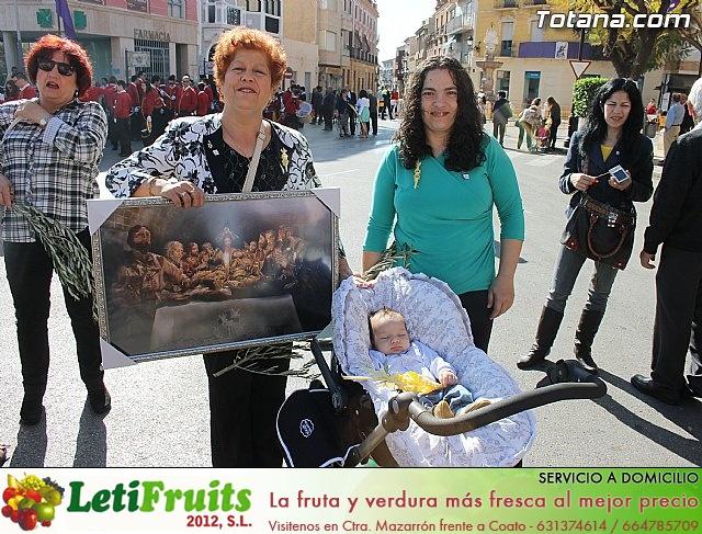 Procesión Domingo de Ramos 2014 - Parroquia Santiago - 18