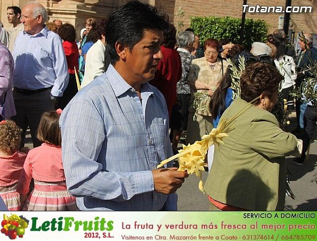 Procesión Domingo de Ramos 2014 - Parroquia Santiago - 20