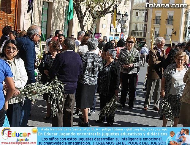 Procesión Domingo de Ramos 2014 - Parroquia Santiago - 21