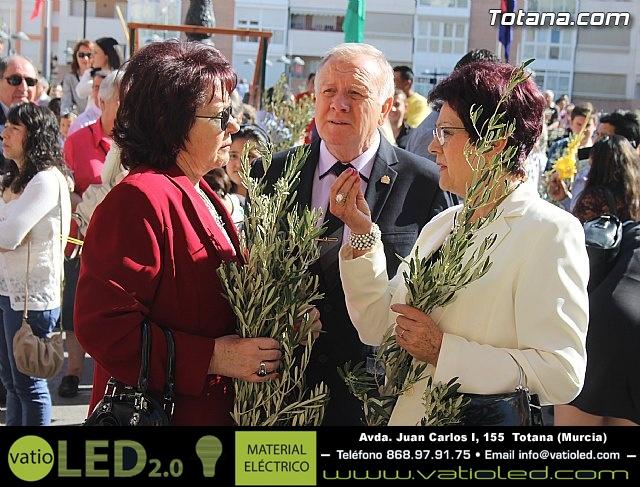 Procesión Domingo de Ramos 2014 - Parroquia Santiago - 22