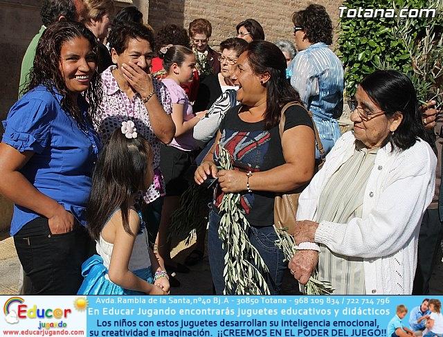 Procesión Domingo de Ramos 2014 - Parroquia Santiago - 23