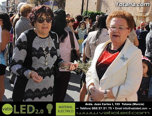 Procesión Domingo de Ramos 2014 - Parroquia Santiago - 26