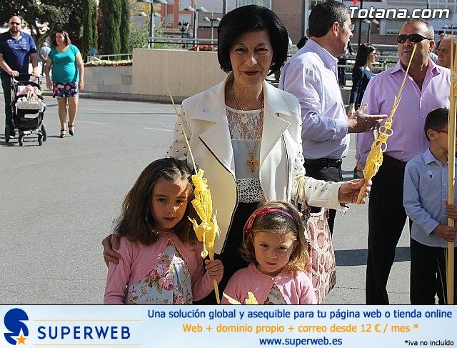 Procesión Domingo de Ramos 2014 - Parroquia Santiago - 29