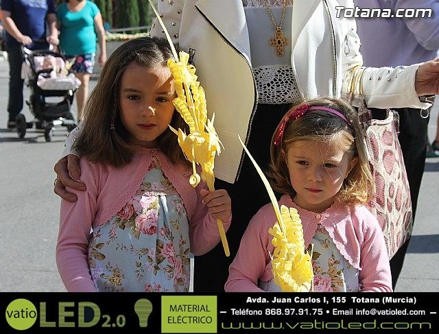 Procesión Domingo de Ramos 2014 - Parroquia Santiago - 30