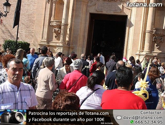 Procesión Domingo de Ramos 2014 - Parroquia Santiago - 32