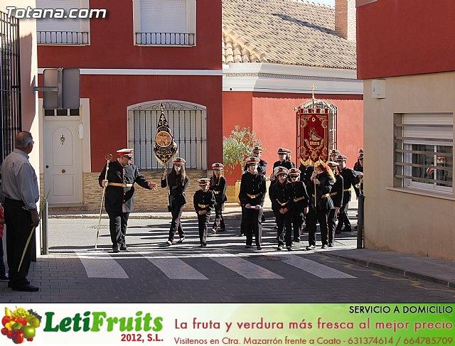 Domingo de Ramos - Procesión San Roque, Convento  - Semana Santa 2015  - 4
