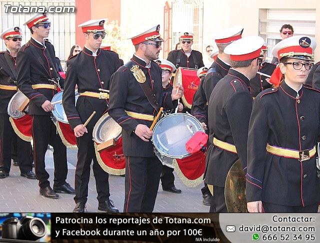 Domingo de Ramos - Procesión San Roque, Convento  - Semana Santa 2015  - 8