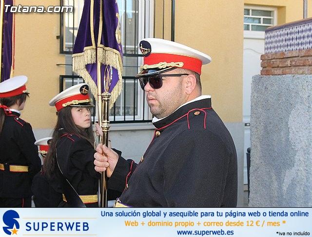 Domingo de Ramos - Procesión San Roque, Convento  - Semana Santa 2015  - 9
